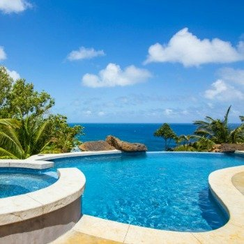 Infinity Edge Pool And Spa At Honu Point