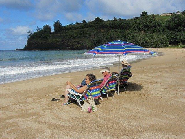 Kilihiwai Beach