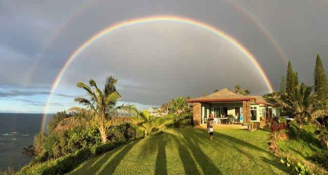 Kauai Vacation Rental at Honu Point