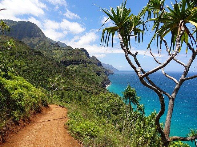 Kalalau Trail Kauai-Haena Park
