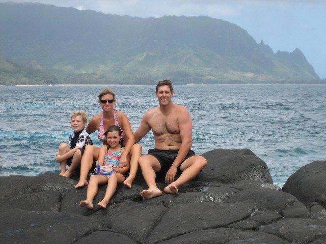 Queen's Bath - Kauai