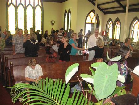 Wai'oli Church - Hanalei
