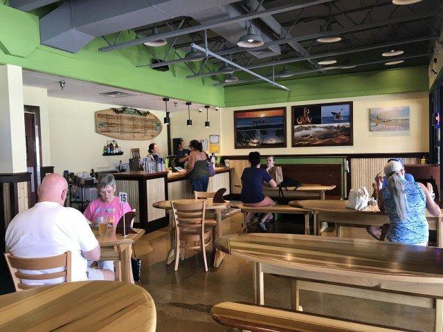 Where To Eat In Kauai Coconut S Fish Cafe Kapaa