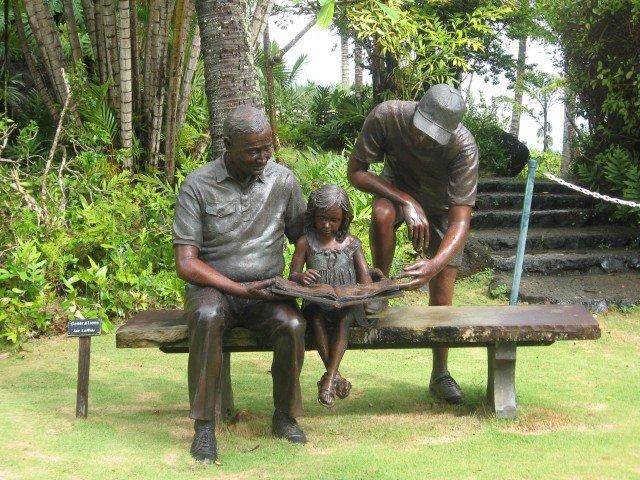 Na Aina Kai Gardens   Kauai