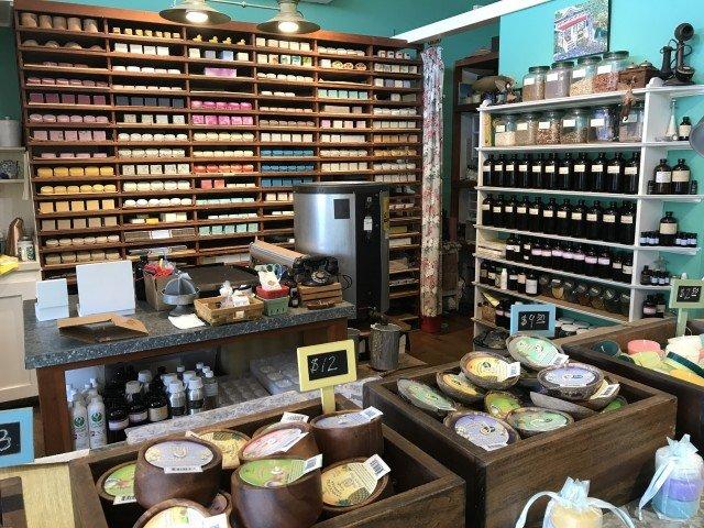 Where To Shop In Kauai, Hawaii - Island Soap & Candle Works