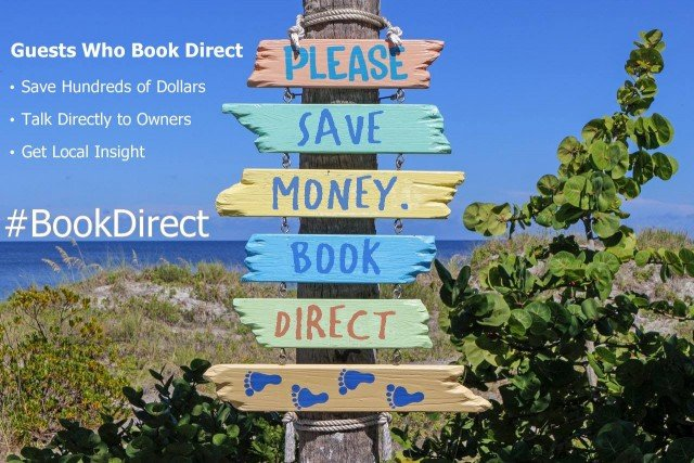 No Need To Pay Service Fees - Book Directly With The Owner