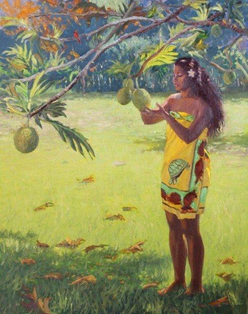 Saim Caglayan - Artist - Kauai
