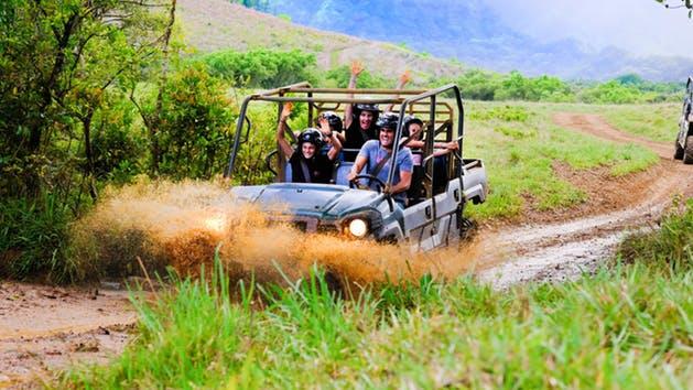 Princeville Ranch-Off Roading-Kauai