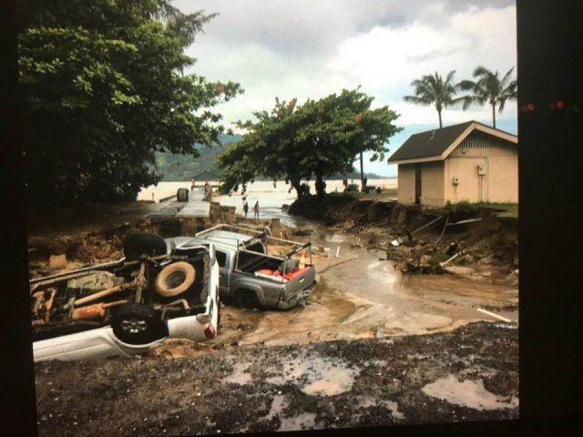 2018 Flood -Kauai-Hawaii