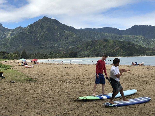 Hanalei Bay - Kauai - Hawaii