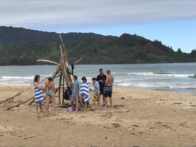 Hanalei Bay - Kauai - Hanalei