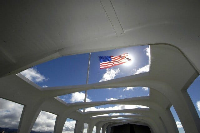 USS Arizona Memorial - Hawaii