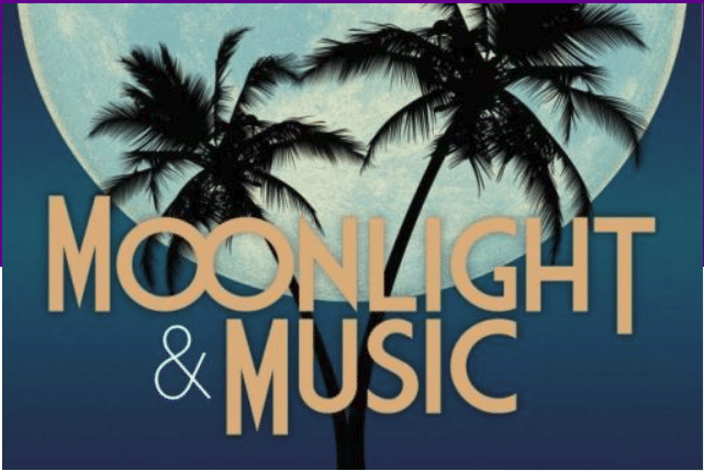 Moonlight and Music - Kauai Event - July 21