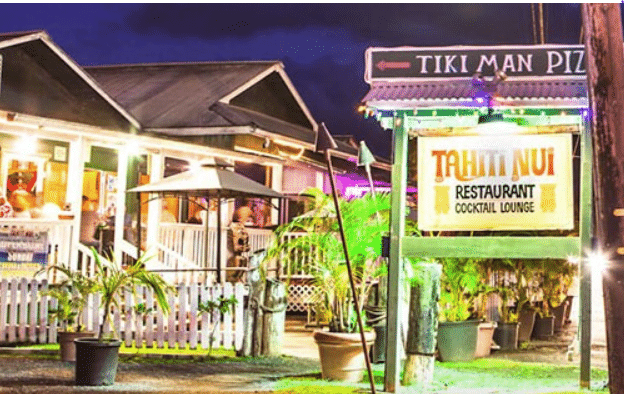 Tahiti Nui Restaurant A Kauai Experience Hanalei Hawaii
