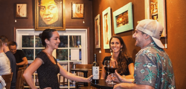 Tahiti Nui Restaurant - ITI Wine Bar - Kauai