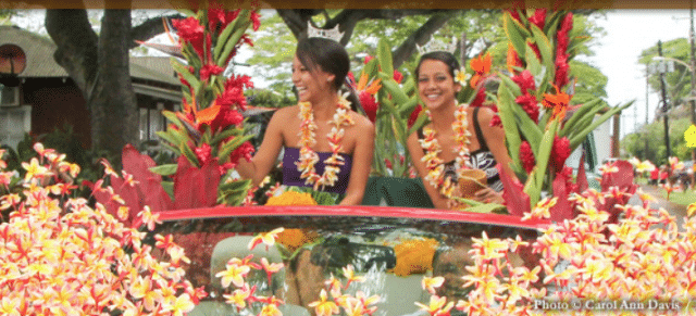 Koloa Plantation Days Festival - Kauai - Hawaii