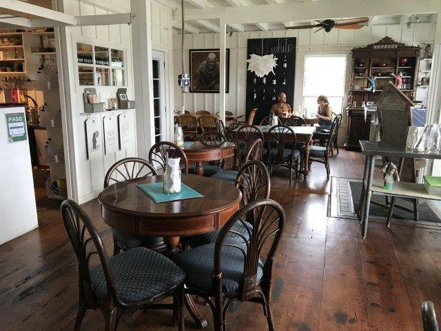 Cafe Hemingway - Kapaa - Kauai - Hawaii