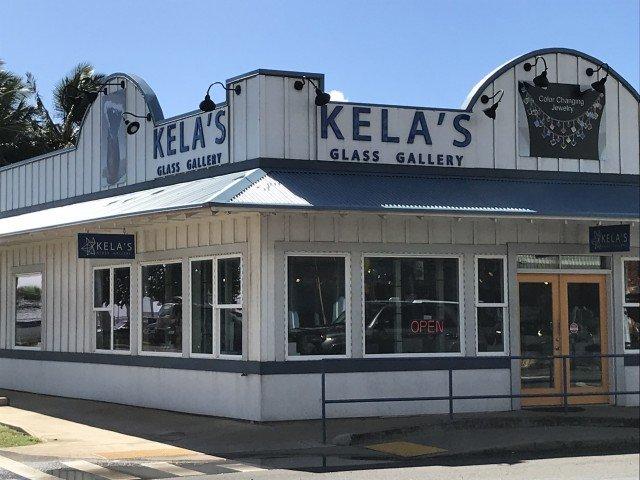Kela's Glass Gallery - Kauai, Hawaii