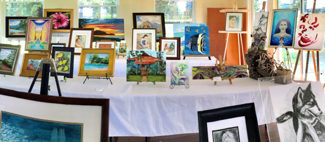 Princeville Events - Art Show