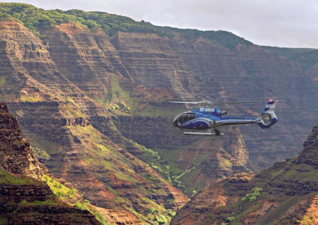 Kauai Helicopter Tours - Blue Hawaiian Helicopters 4