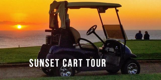 Sunset Cart Tour - Princeville