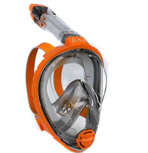 Full Face Snorkeling Masks Or Traditional Snorkeling