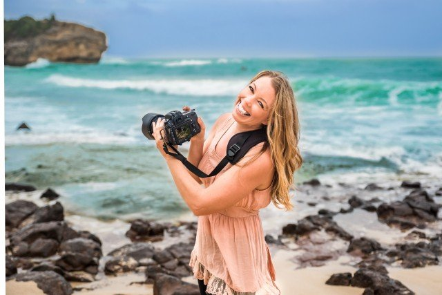 Kauai Photographers - Sandy Swift